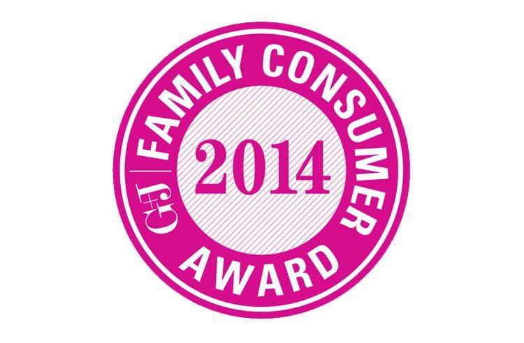 G+J Family Consumer Award