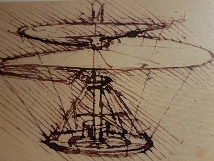 Leonardo da Vinci: Brilliant design-engineer avant la lettre