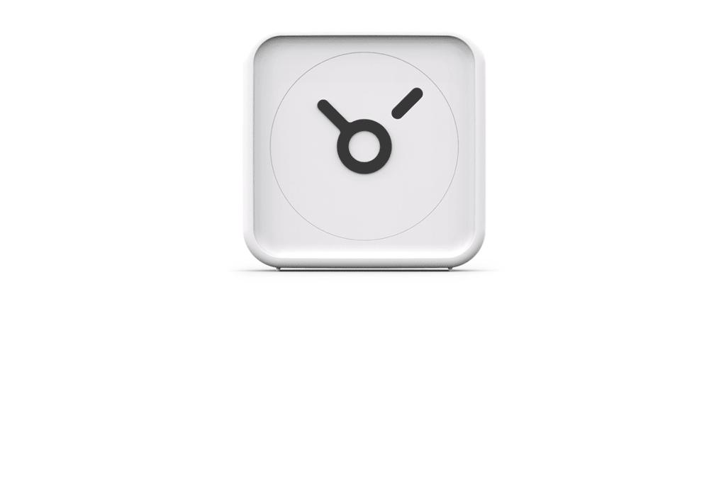 Minimalistic Clock SLIMTIME