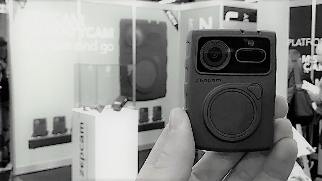 Zepcam T2 Body Camera