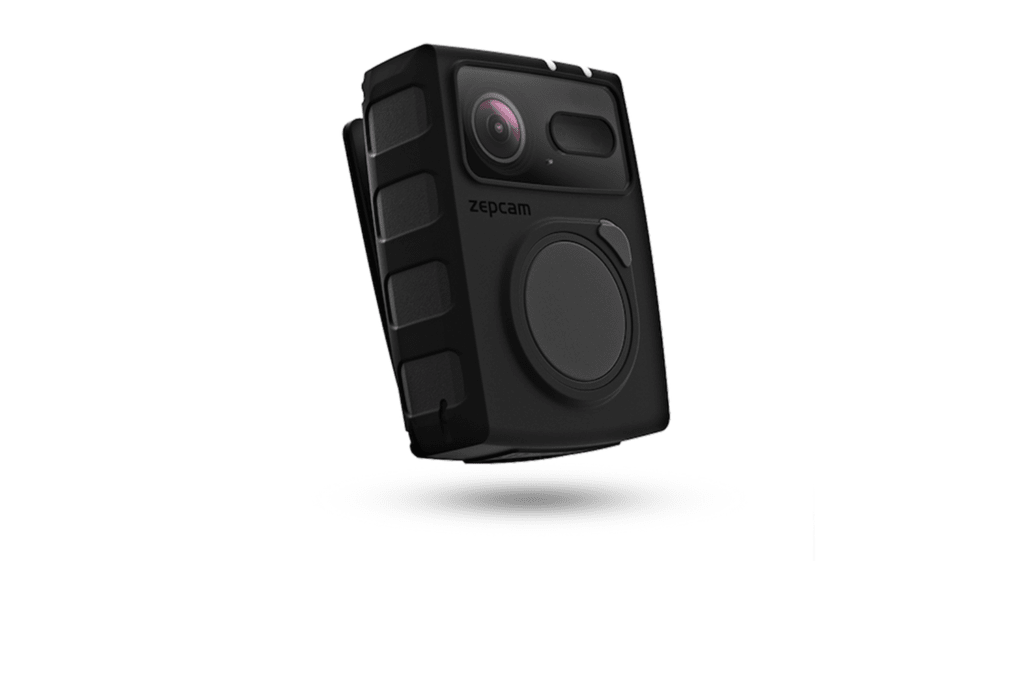 bodycam development Zepcam police camera