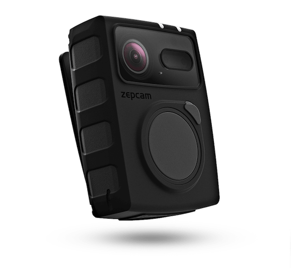 Zepcam T2 Body Camera