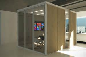 Flexible meeting room system