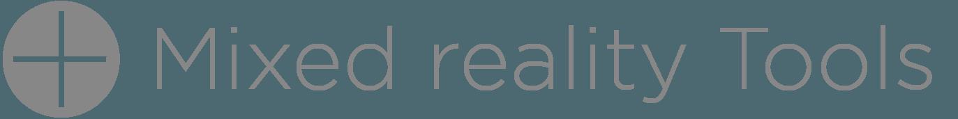Mixed Reality Tools Logo - SLIMDESIGN