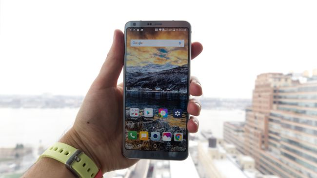 mobile world congress LG G6